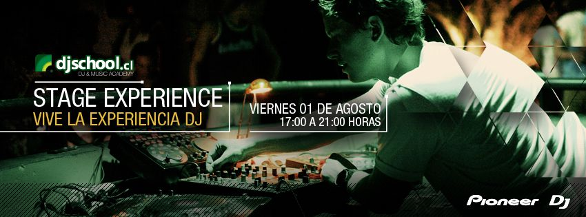 Stage Experience_ Viernes 01