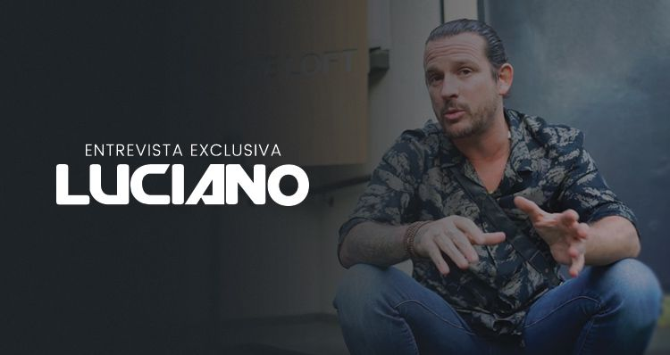 Luciano en Chile: Entrevista Exclusiva / Music Conference